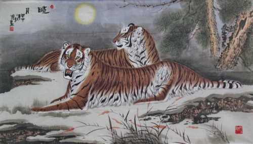 """Ао Тэ """"Тигры"""", 2015 г."""
