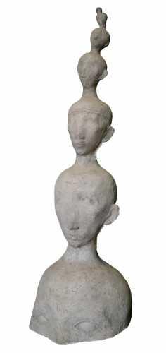 """Воробьёв А. О. """"Бесконечность в форме моих голов"""", 1999 г."""