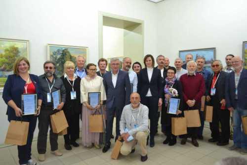 XXIV Международный пленэр по живописи «Образ Родины в изобразительном искусстве»